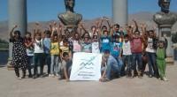 The FLEX program is pleased to announce the third place winner of the FLEX 20thAnniversary competition $20 Challenge Contest NilufarkhonAkiljonova '13 (Khujand, Tajikistan). Nilufarkhonorganized the project below. The World of […]