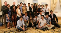 In Dushanbe, Tajikistan on September 13, 15 alumni attended a reception together with other U.S. Government sponsored alumni at the residence of U.S. Ambassador to Tajikistan Susan M. Elliott. Alumni […]