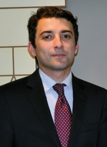 Fariz Ismailzade, Vice Rector of the Azerbaijan Diplomatic Academy