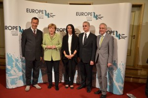 Special Guests of Europe History Campus 14/14 Berlin