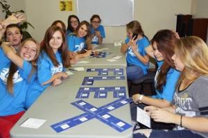 Alumni in Chisinau, Moldova gathered together to celebrate FLEX Appreciation Day
