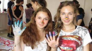 MASCOT camp 2014 in Mycolayiv