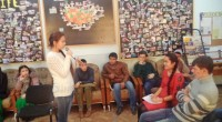 FLEX Alumni in Turkmenistan are some of the most active youth volunteers, organizing hundreds of events each month to share skills and knowledge that they learned on the FLEX program […]