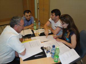 Modert Teaching Methodology Training for Law school professors organized by EWMI - JILEP project