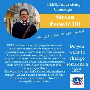 Donating profile