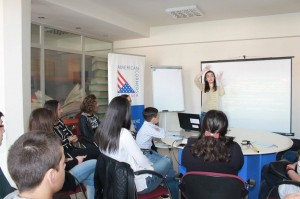Mariam Ghvamichava - FLEX Alumni Mariam Ghvamichava '10 talking about Active citizenship