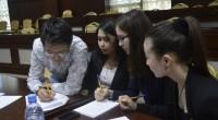 Project Organizer: Zhanar Tuleutayeva '13 Event Location: Astana, Kazakhstan $200 in FLEX Alumni GYSD Matching Grant Funding $ 200 cost share from: Nazarbayev University Zhanar Tuleutayeva '13 and five other […]