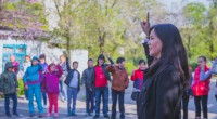 Project Organizer: Zhamilia Klycheva '13 Event Location: Bishkek, Kyrgyzstan $ 210 in FLEX Alumni Grant Funding $ 210 cost share from: Bishkek school № 34, AUCA TV, FLEX alumni and […]
