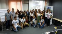 On September 9-11, 27 of the 41 recently returned FLEX Alumni from Serbia gathered in Belgrade for a re-entry seminar.  The re-entry seminar is held to welcome recently returned alumni […]