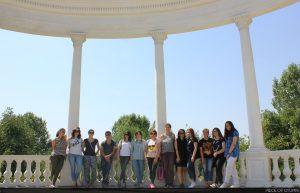 Piece of Gyumri tourist group