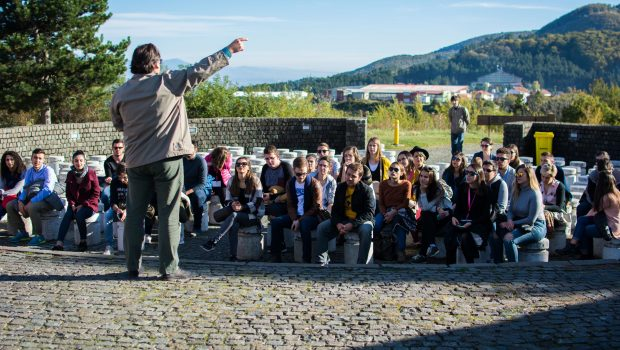 From October 12-16, 34 FLEX and YES alumni from Southeast Europe representing seven countries and seven program generations gathered in Krushevo, Macedonia, for the StartQube Social Entrepreneurship Workshop. The StartQube […]
