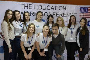Moldova ENC volunteers