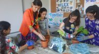 FLEX Alumni in Turkmenistan organized a country-wide project to celebrate Global Youth Service Day (GYSD) and Earth Day.  Working with 130 children, students, and adults at the American Corners in […]