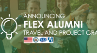 American Councils for International Education is pleased to announce the 2018-2019 FLEX Alumni Grants program. The FLEX Alumni Grants program assists with FLEX alumni project initiatives through funding by the […]