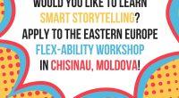 Workshop Dates:May 30 – June 03, 2018. Location: Chisinau, Moldova. Theme:Smart DigitalStorytelling. Deadline: April 26, 2018. 11:59 PM EST. Kindly apply via thisonline application. Eastern Europe Smart Storytelling FLEX-Ability Program […]
