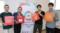 Do you know about 17 United Nations Sustainable Development Goals? Marzhan Balabek '17 (Taraz, Kazakhstan/ Northport, AL), the FLEX Alumni City Representative of Almaty, recognized that for people in her […]